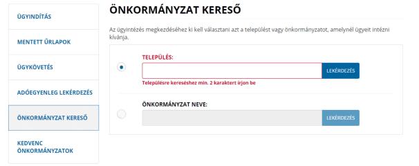 önk_kereső